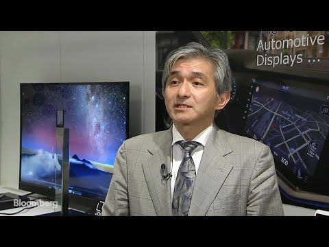 Japan Display CEO Says New OLED Screens Are Ready For Mass Production