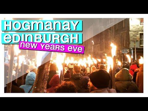 Edinburgh tips - The one with Hogmanay [ travel guide / bucketlist ]
