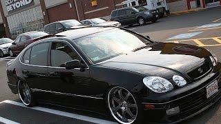 Lexus GS II на что обратить внимание при покупке!