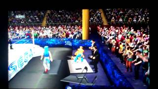 wwe 13 tails w sonic the hedgehog vs e 1001 egg pawn w dr eggman