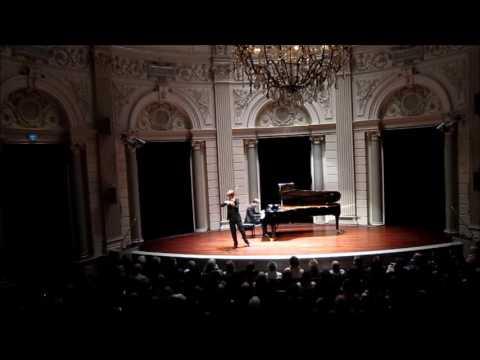 Michael Foyle & Maksim Stsura: Franck Violin Sonata at Concertgebouw (Foyle-Stsura Duo)