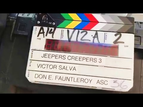 Jeepers Creepers 3 Exclusive  Footage