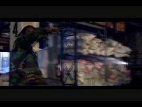 I Tried Movie Scene- Bone Thugs Shootout