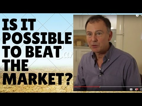 Is it even possible to beat the market?
