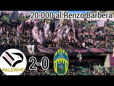 Palermo - Biancavilla 2-0 *CURVA NORD 12*