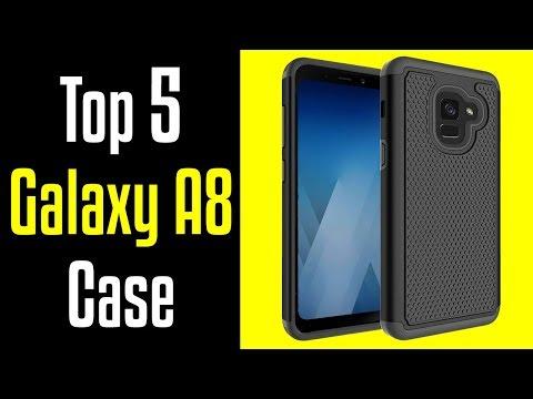 official photos 4022f e8329 🔻Top 5 Best Samsung Galaxy A8 (2018) Cases!🔺[4K]