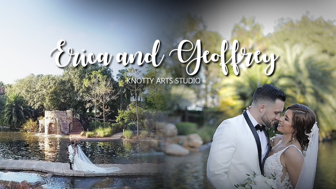 Erica and Geoffrey   Parkland Golf and Country Club  Florida   SDE