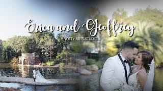 Erica and Geoffrey | Parkland Golf and Country Club| Florida | SDE
