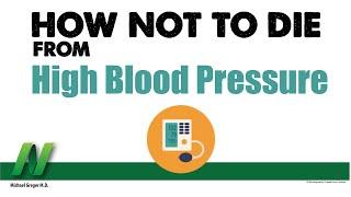 Jak nezemřít na vysoký krevní tlak