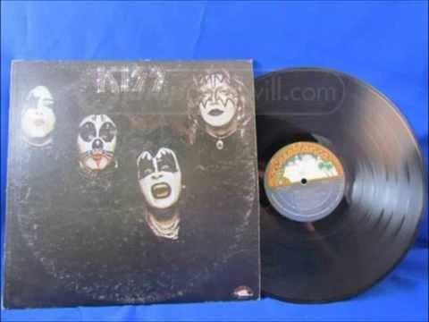 "KISS - Entire Debut Album ""KISS"" - Vinyl Cut!!!"