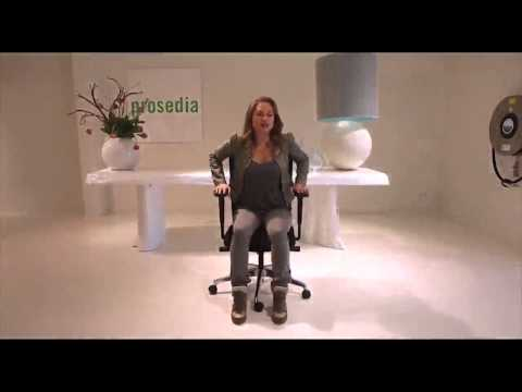 Velto Interstuhl bureaustoel Velt - Shiraz Office Furniture