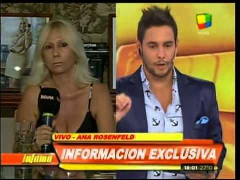 Luciana Salazar y su encuentro con Martín Redrado mientras él estaba con Amalia Granata