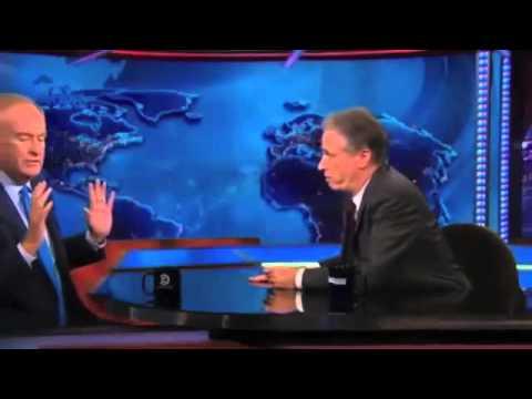 White Privilege  Jon Stewart & Bill O'Reilly