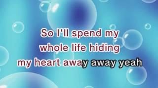 Hiding My Heart (Karaoke and Lyric Version)