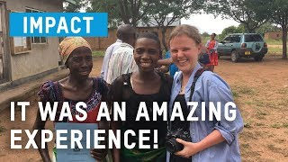 Anna visits Tanzania | Oxfam GB