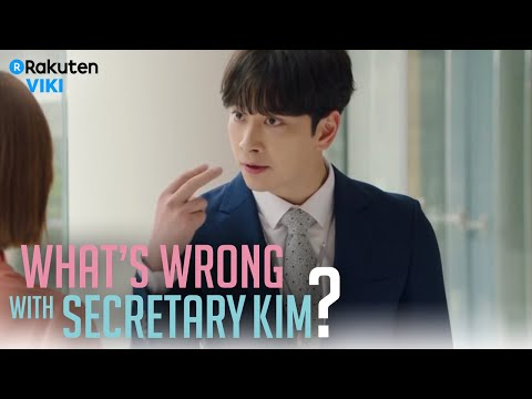 What's Wrong With Secretary Kim? - EP6 | 2pm Chansung Got His Eyes on You [Eng Sub]