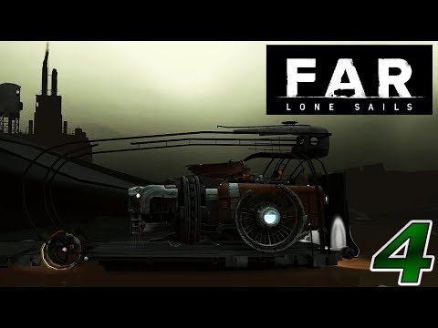 BOAT | FAR: Lone Sails | Part 4 | PC [1080p]