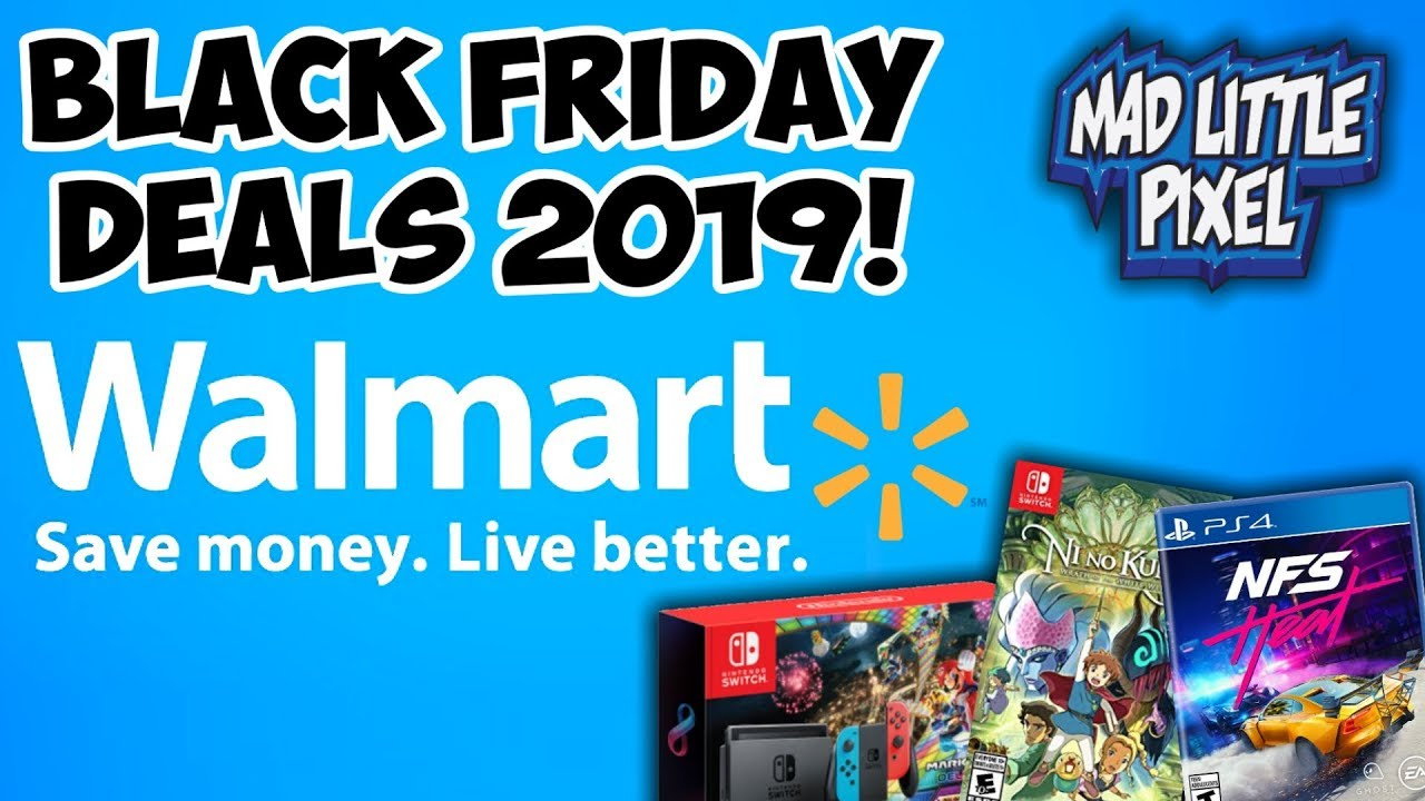Black Friday ads 2019: All the early deals from Amazon, Walmart ...