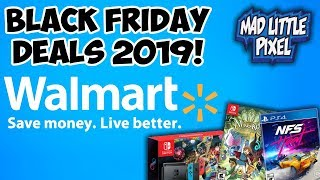 Walmart Black Friday 2019 Ad Gaming Deals! The Best Prices