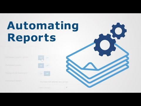 How to Automate Reports in MyGeotab | Fleet Productivity