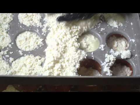 Making Milleens Cheese