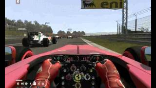 F1 2011 PC Gameplay Hungaroring