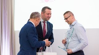 Arkadiusz Ludwiczak - Organizator Imprezy Roku 2018