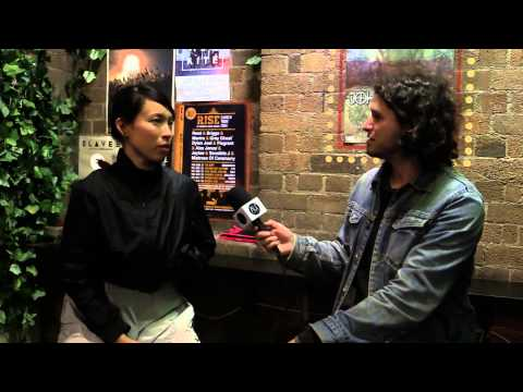 Little Dragon's Yukimi Nagano in Australia: Interview (Part One)