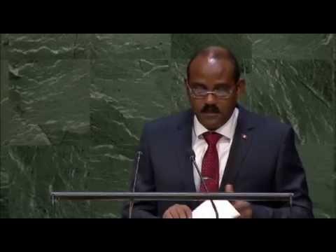 Antigua-et-Barbuda - Débat 2014 de l'Assemblée générale de l'ONU