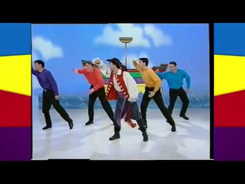 The Wiggles - Bing Bang Bong (That's a Pirate Song)