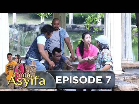 Karena Melindungi Asyifa, Tristan Dipukuli Preman - Cinta Asyifa Eps 7