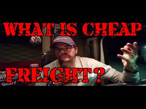 What is Cheap freight?