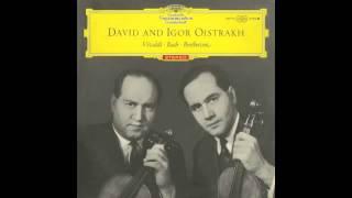 Silent Tone Record/バッハ:2つのヴァイオリンのための協奏曲BWV.1043,ベートーヴェン,ヴィヴァルディ/イーゴリ・オイストラフ、ダヴィッド・オイストラフ、ユージン・グーセンス