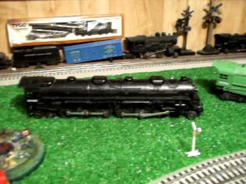 Lionel Trains from the 1950's