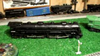 Lionel Trains from the 1950