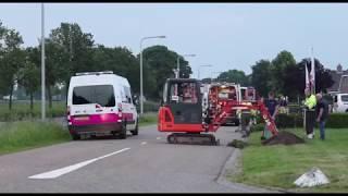 Gaslekkage Rollecate Nieuwleusen