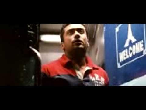 Vaaranam Aayiram Super Scene In The Train : Surya & Sameera