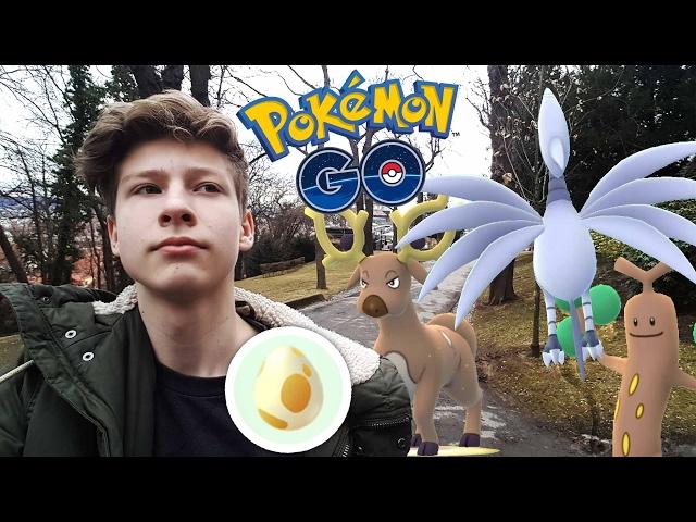 Panzaeron, Mogelbaum + WP 2000 Simsala • Pokemon Go deutsch