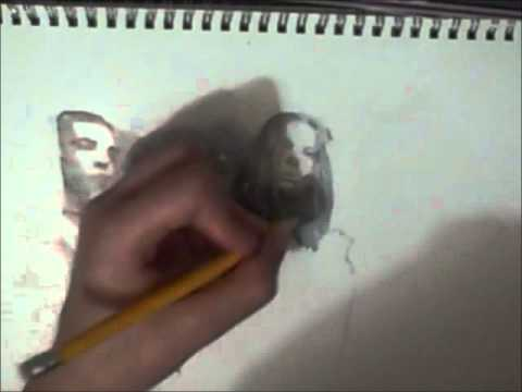 speed-drawing-korn
