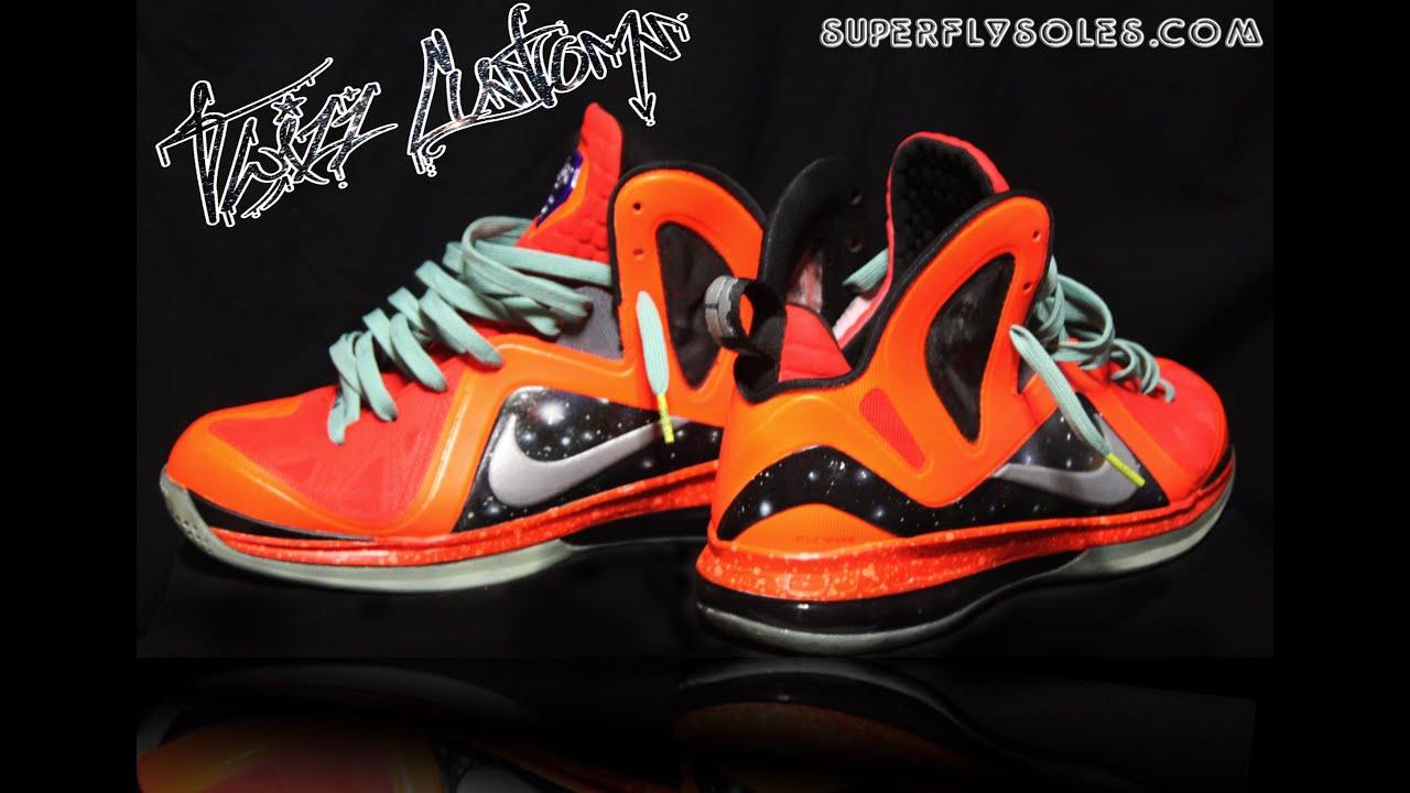 free shipping 26bb7 ff71c Nike LeBron 9 Elite