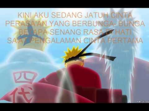 Gamma 1 - Cinta Pertama (With Lyrics)