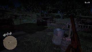 Rare Gun / Killing Emmet Granger In Red Dead Redemption 2 / RDR2