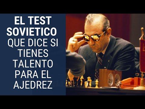 El test soviético que indica si tienes talento para el ajedrez