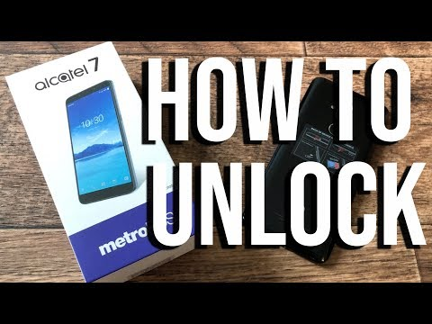 How To Unlock Alcatel Mobile