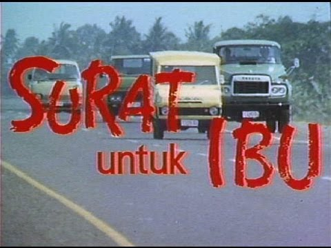 SURAT untuk IBU  -母への手紙- The 1st generation TOYOTA KIJANG