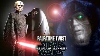 The Rise Of Skywalker Palpatine Twist Changes Everything! (Star Wars Episode 9)