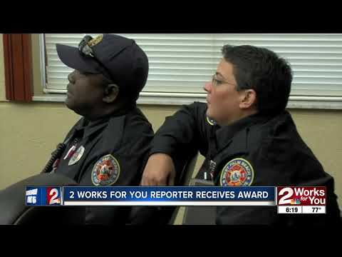 West Palm Beach school honors 2 Works For You Reporter