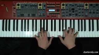 Unknown OST Music - Instrumental (Nord Stage 2 demo)