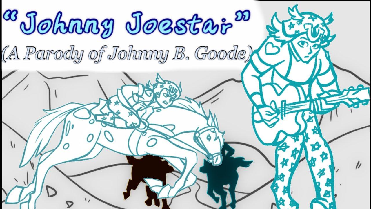 """Johnny Joestar"" (A JoJo Song Parody of 'Johnny B. Goode') [feat. @Diana A Go Go ]"
