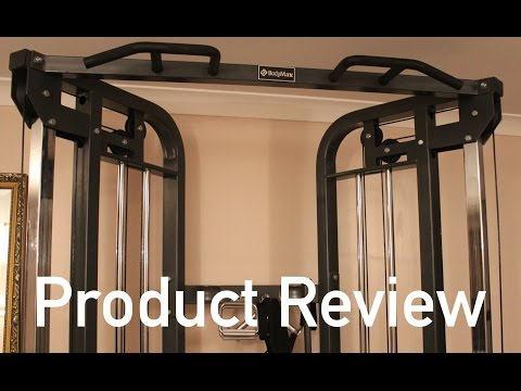 BodyMax CF820 Functional Trainer Review